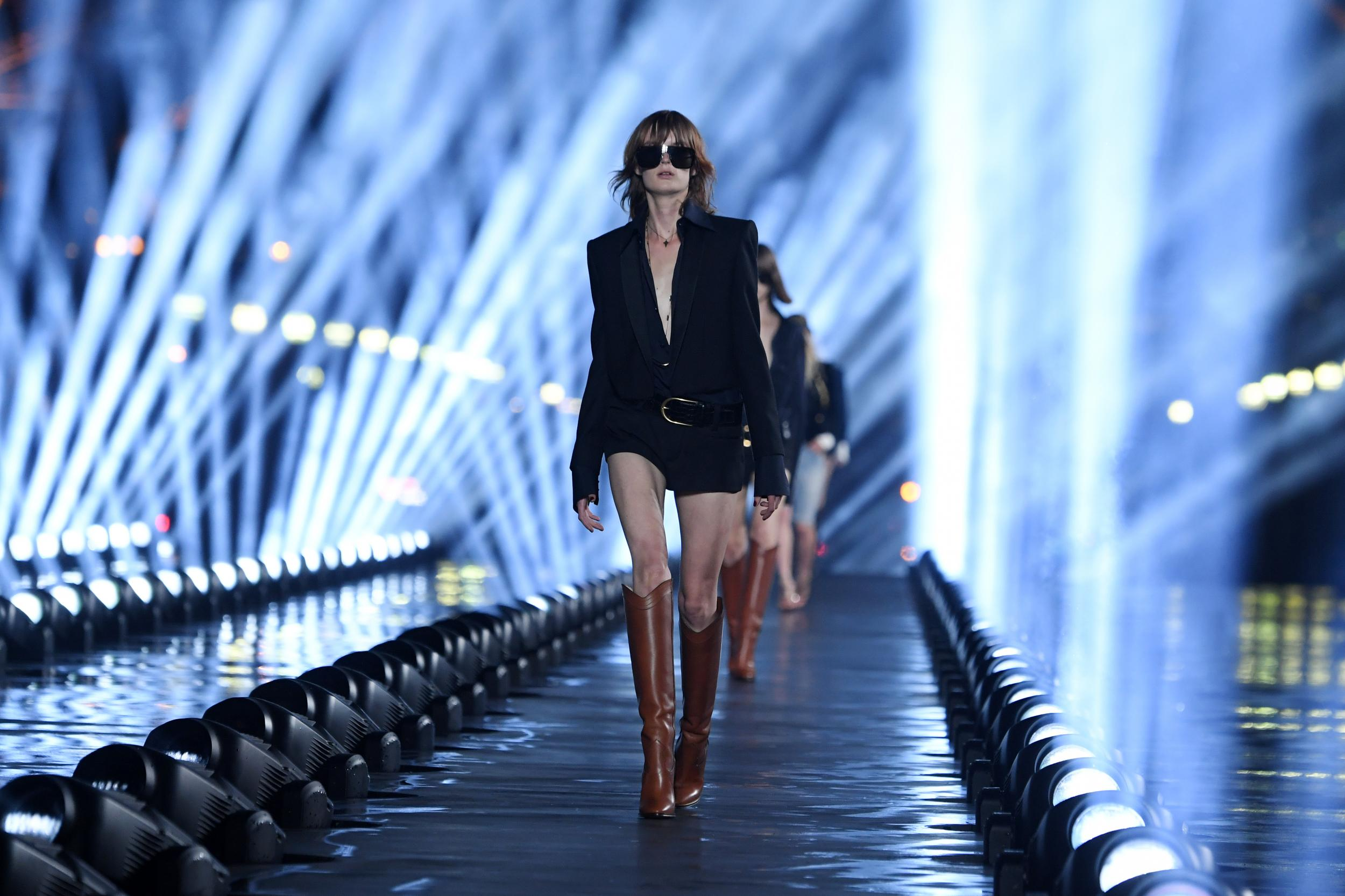 Saint Laurent, spring-summer 2020 collection